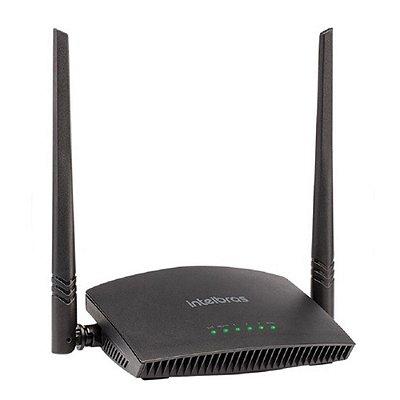 Roteador RF 301K Wi-Fi 4 Dual-Band 4750073 - Intelbras