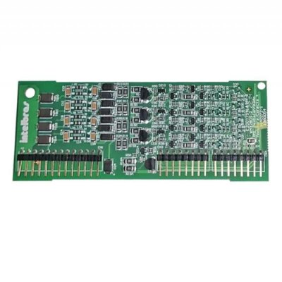 Placa Ramal Desbalanceada 4 Ramais Modulare Mais 4400304 - Intelbras