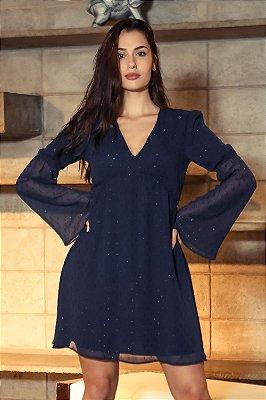 Vestido Lilian Azul