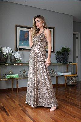 Vestido Longo Adriana