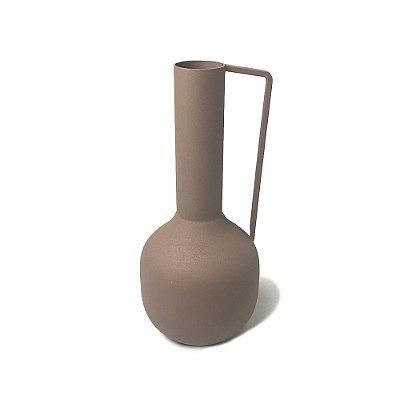 Vaso Fricote Canela em Alumínio