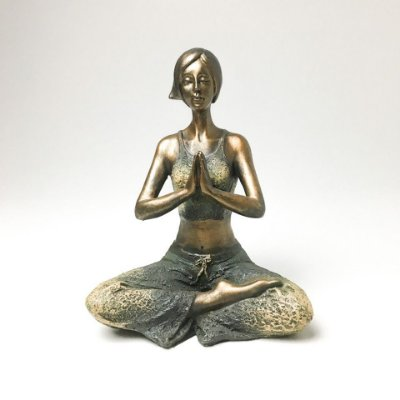 Escultura Yoga Grande