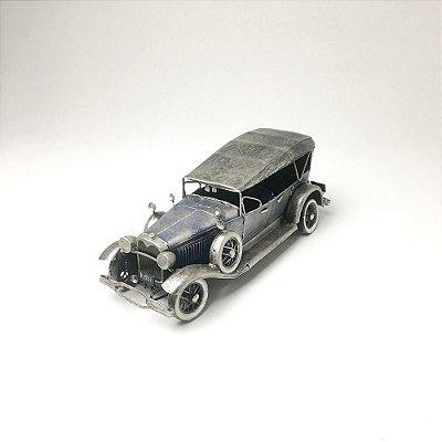 Escultura Metálica Carro Antigo