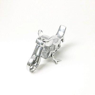 Motocicleta em Alumínio