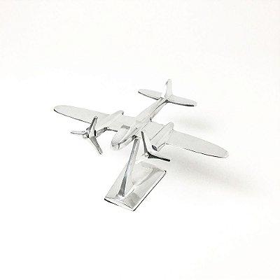 Avião em Alumínio P