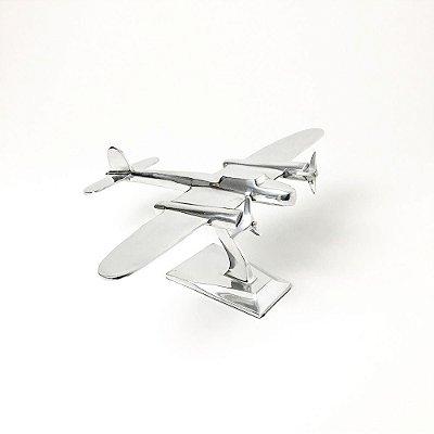 Avião em Alumínio G