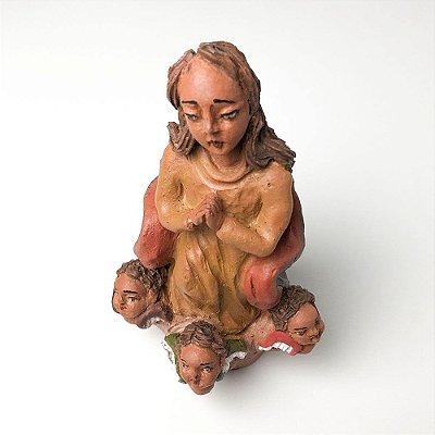 Nossa Senhora da Conceição em Barro P - Jorge da Cruz