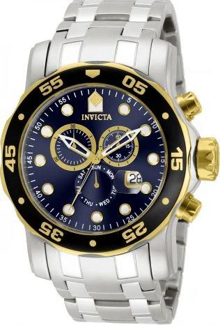 Relógio Invicta Pro Diver 80041 Original