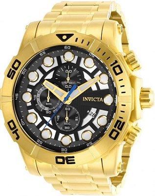 Relógio Invicta 28264 Sea Hunter Masculino Original