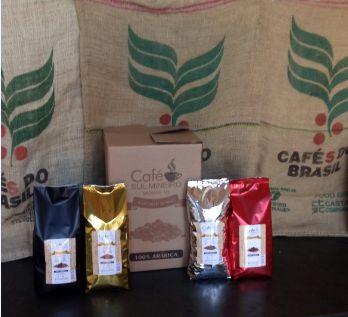 8KG CAFÉ TORRADO EM GRÃOS- DURO