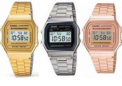 Kit 10 Relógios Casio Retro Unissex Com Caixinhas