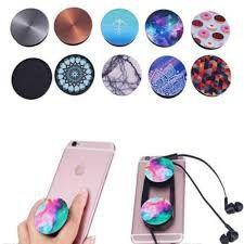 Kit C/ 50 Popsocket Fashion Phone+ Popclip Atacado Promoção