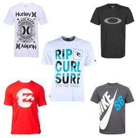 Kit 10 Camisetas Masculina Importadas Marcas Famosas Atacado