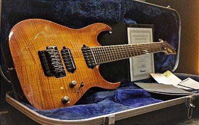Guitarra Ibanez J.Custom RG8527 Vintage Violin (2004) Japan 7c   --------------- R$ 19.990,00