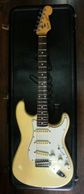 Guitarra Squier Strato (Japan) Anos 80