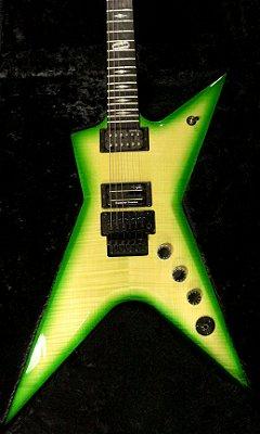Guitarra Dean Dime Slime Stealth (w/case)
