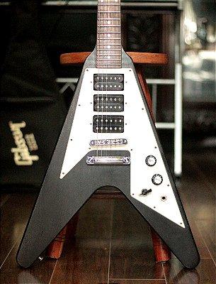 Guitarra Gibson V faded USA (2008) 3 humbuckers