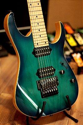 Guitarra Ibanez Prestige RG752ahm NGB (Japan)