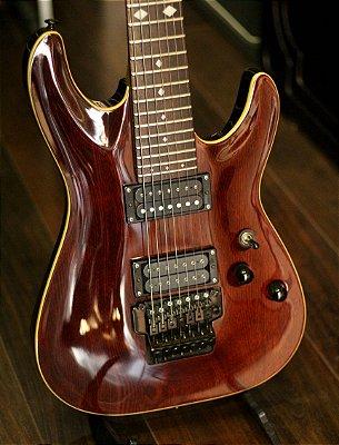 Guitarra Schecter C7 FR Diamond Series (anos 90 )