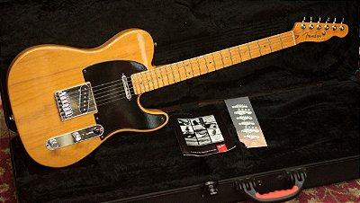Guitarra Fender Telecaster Deluxe Butterscotch (2007)