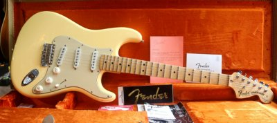Guitarra Fender Stratocaster USA Yngwie Malmsteen - 2005