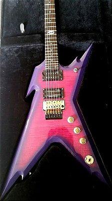 Guitarra Dean Razorbackcustom Run #5 Blacktooth (73 Of 200)