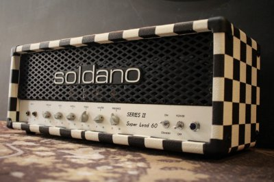 (Semi novo) Amplificador Soldano Series II Super Lead - Sl60 ( Made In USA ) --- R$ 11.999,00