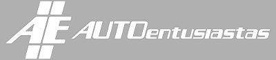 Adesivo AE Branco vazado | AUTOentusiastas