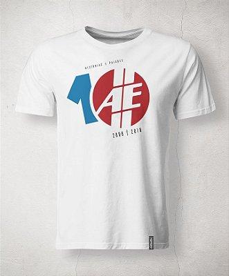 Camiseta AUTOentusiatas 10 anos