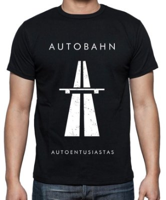 Autobähn Preta | AUTOentusiastas (Pré-Venda)