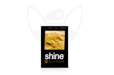 SEDA DE OURO SHINE KING SIZE 1 SHEET PACK