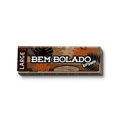 SEDA BEM BOLADO 1/4 BROWN