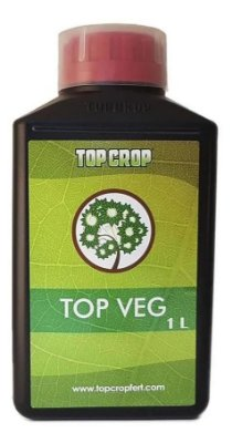 FERTILIZANTE TOP CROP TOPVEG 1L