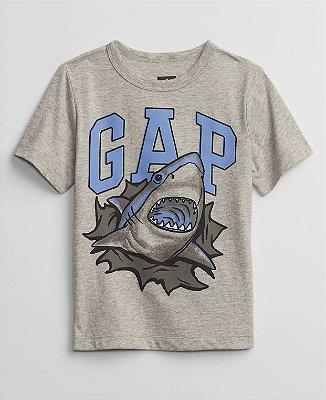 Camiseta GAP Tubarão