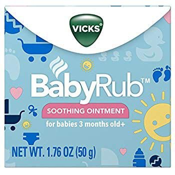 Vicks Babyrub Descongestionante