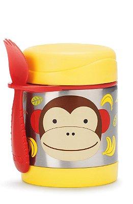 Pote Térmico Skip Hop Macaco