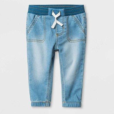Calça Cat & Jack Jeans Baby Masculino