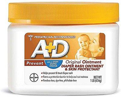 Pomada A+D Prevent 454g
