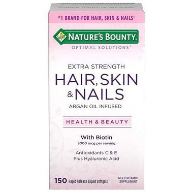 Hair Skin & Nails - 150 Cápsulas