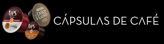 Café Cápsulas Mini banner