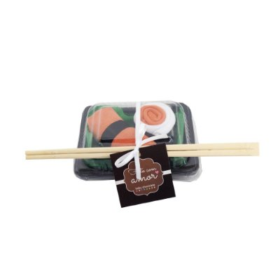 Sushi laranja pequeno