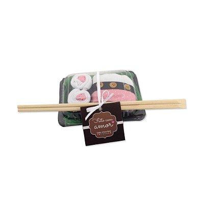 Sushi Rosa pequeno