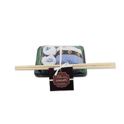 Sushi Azul pequeno