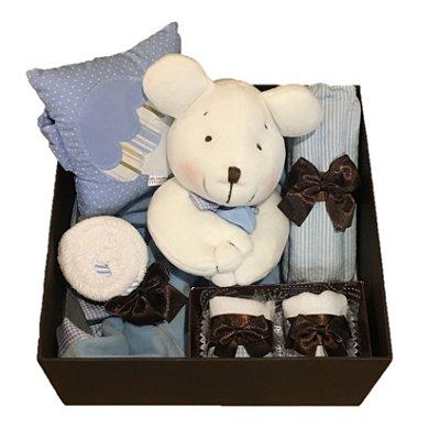 Kit Baby Chocolate Azul