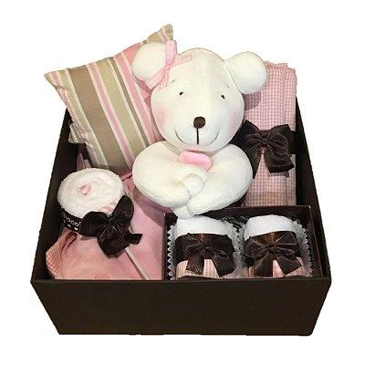 Kit Baby Chocolate Rosa
