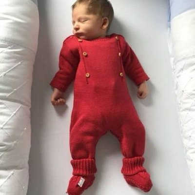 Saída de Maternidade Personalizada