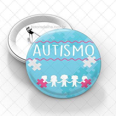 Boton Autismo - Modelo 04