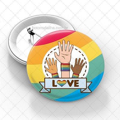 Boton LGBT - Modelo 06