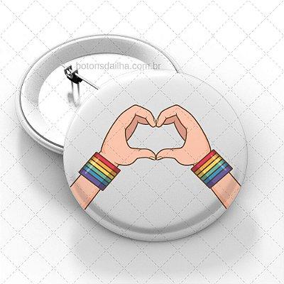 Boton LGBT - Modelo 11