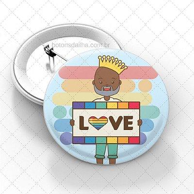 Boton LGBT - Modelo 14